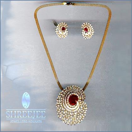 Diamond jewelery with latest designs diamond pendant design 3 aloadofball Choice Image