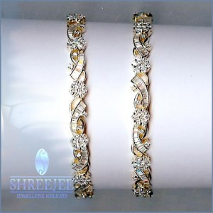 Diamond Bangle